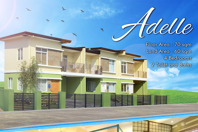 Adelle is perfect for growing families
