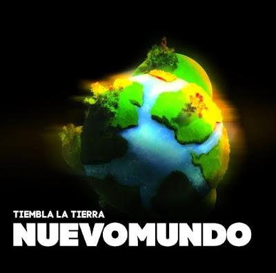 NUEVO MUNDO - Tiembla la Tierra EP (2016)