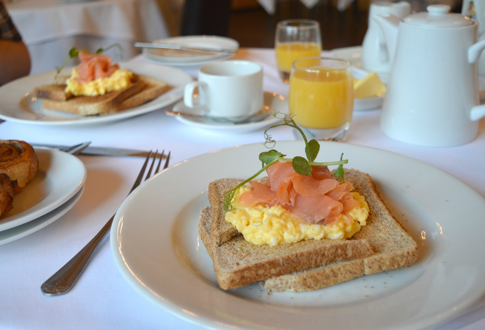 Horton Grange Country House Hotel - Breakfast