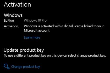 Aktivasi Permanent Windows 10 Pro Menggunakan Generic Key? Kenapa Bisa?