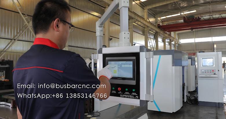 copper bending machine