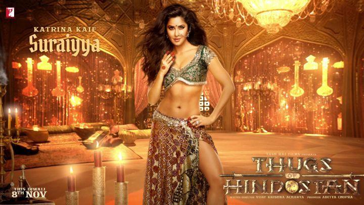 Thugs of Hindostan Full Movie Download - Katrina Kaif
