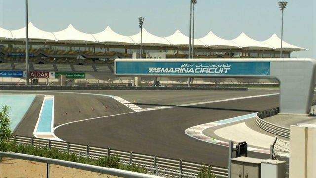MEGACONSTRUCCIONES: Circuito Yas Marina (Abu Dhabi)