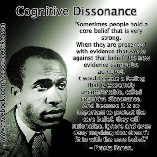 teori disonansi kognitif dalam memahami pola pikir saksi yehuwa yang diluar akal sehat dan daya nalar