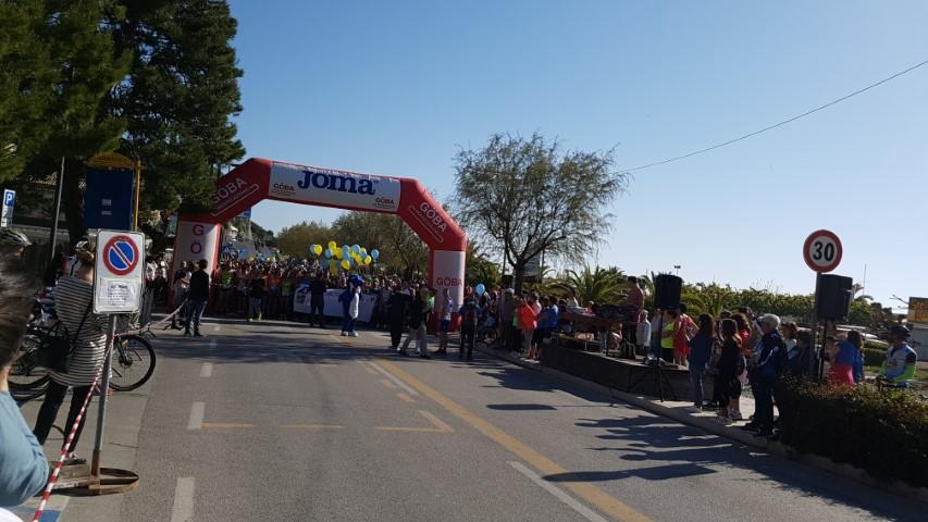Conero Running 2018 a Numana