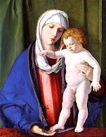 Madonna e o Menino - Giovanni Bellini - ~ Renascimento ~ Gênios da pintura