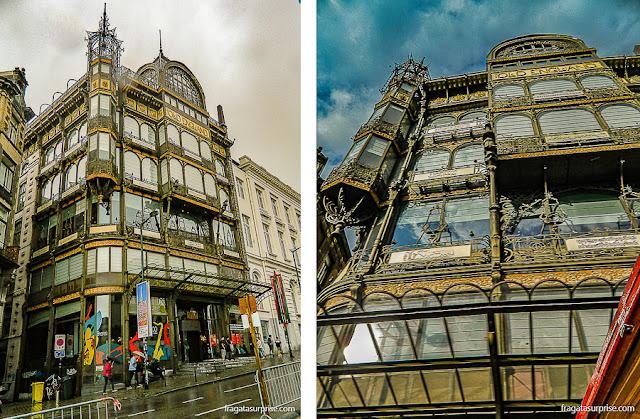 Museu dos Instrumentos Musicais de Bruxelas