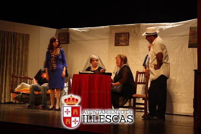 teatro la amistad Illescas IMAGEN ILLESCAS COMUNICACION