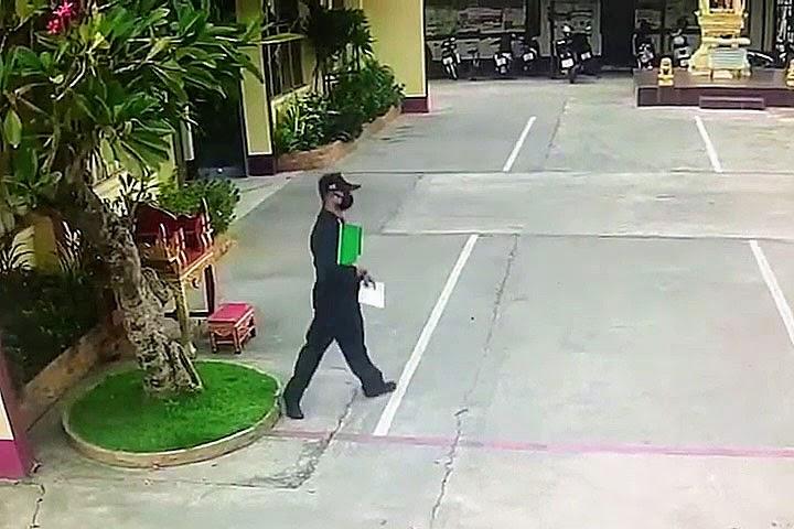 Переодетый вуниформу охранника заключенный совершил побег изтюрьмы в Таиланде