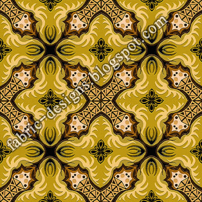 geometric pattern fabric