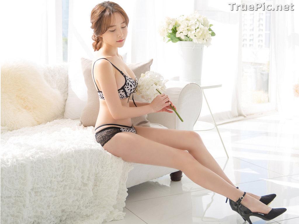 Image Hyun Ju - Korean Fashion Model - Mystery Lingerie Set - TruePic.net - Picture-6