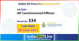 iaf-afcat-recruitment-2021-apply-online-334-commissioned-officers-various-vacancies-indiajoblive.com