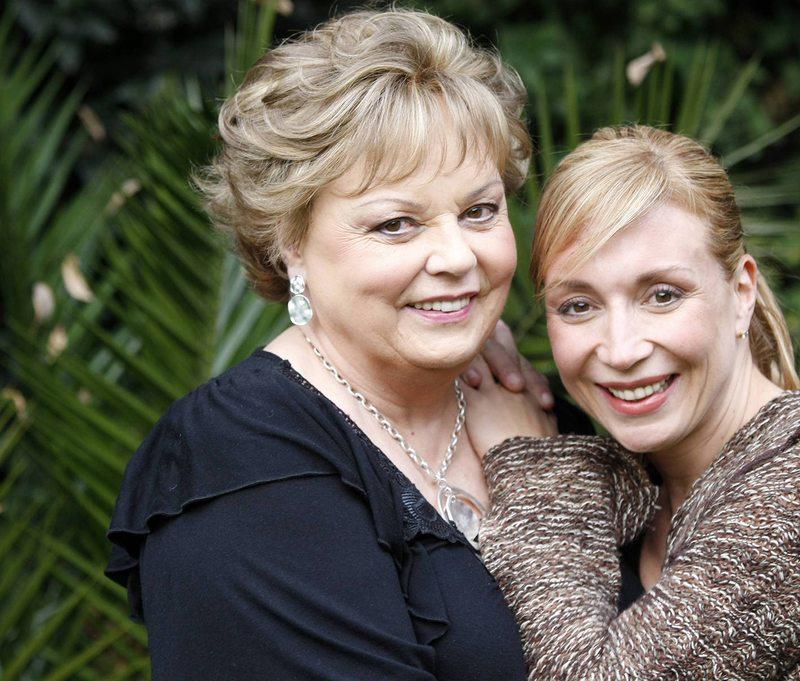 Karen Doggenweiler sobre su mamá