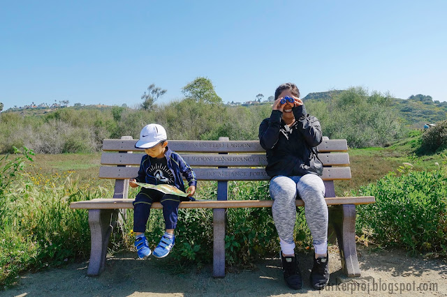 san elijo lagoon, san diego, san diego parks and recreation, hiking, san diego kids