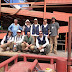 #RONDÕNIA | Técnicos da CPRM de Porto velho visitam dragas que extraem ouro no rio Madeira