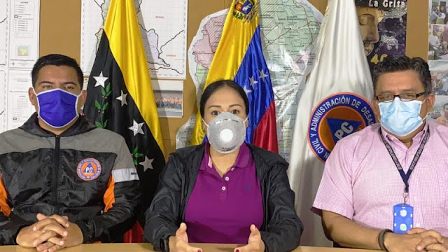 """FRONTERA: Pacientes que entran al país por """"las trochas"""" deben suministrar información epidemiológica confiable en  Táchira."""