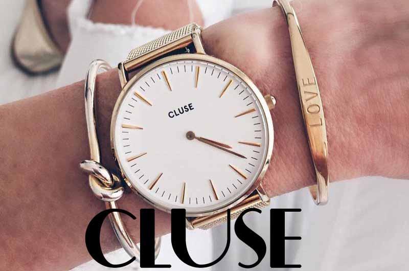 Ceasuri dama Cluse ieftine originale online elegante - Reduceri