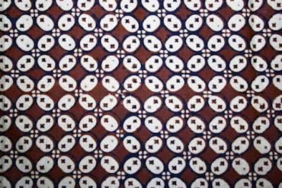 Batik Solo Motif Kawung