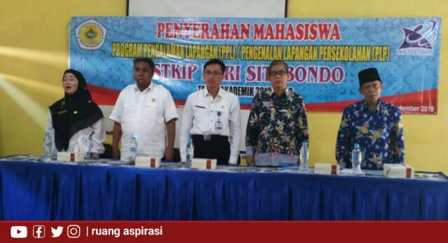 "Gelar Penyerahan Mahasiswa PPL, Ketua STKIP PGRI Situbondo: ""Jadilah Calon Guru yang Berkarakter"""