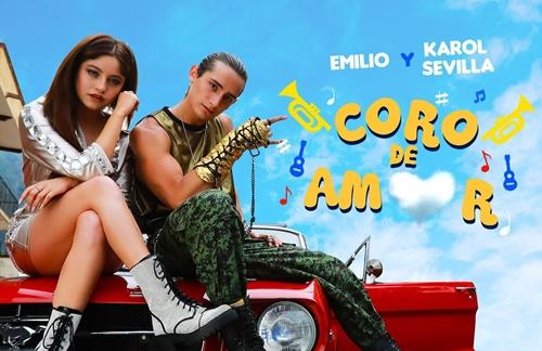 Coro De Amor | Emilio & Karol Sevilla Lyrics