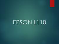 Lakukan hal ini Jika Lampu Indikator Tinta Printer Epson L110 Terus Menyala