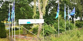 Midgetgolfbaan De Leeuwenkuil in Muiderberg, Netherlands