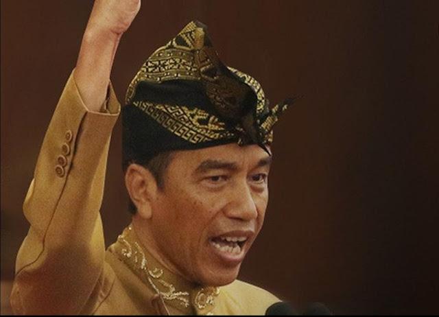 2 Pesan Damai dan Menyejukkan Jokowi Usai Kerusuhan Papua