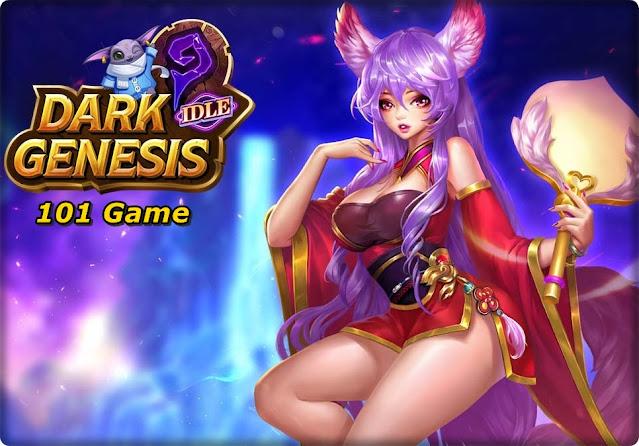 Dark Genesis - браузерная ММО РПГ для фанатов коллекционных игр