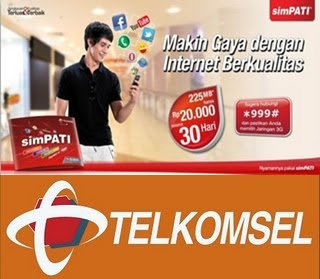 Paket Internet Unlimited Simpati