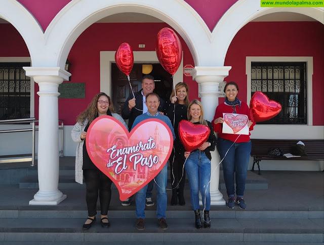 """Comienza la campaña """"Enamórate de El Paso"""" por San Valentín"""