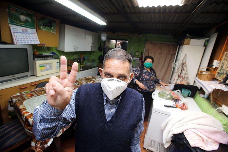 Guardia perdió la conciencia en Santiago y despertó al mes siguiente en Puerto Montt
