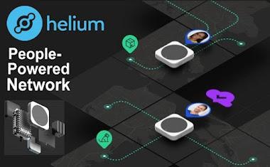 Helium People Powered Network