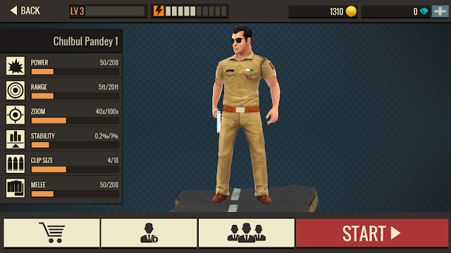 Free Download Being Salman Official Game Android .Apk2