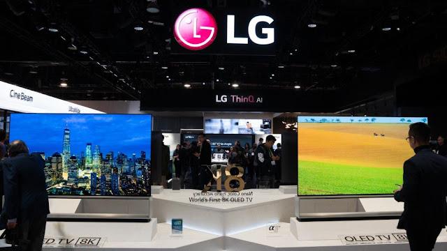TV OLED LG Pilihan Terbaik Teman Nontonmu