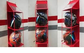 rak gantung plastik untuk Helm