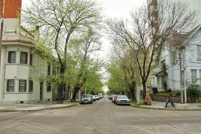 Punta carretas, bairro de Montevideo, capital do Uruguai