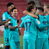 MESSI MASTER CLASS HELPS  BARCELONA TO WIN LA LIGA RETURN GAME