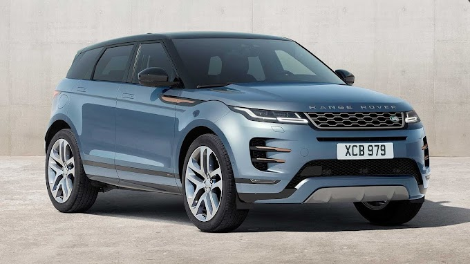 New Range Rover Evoque 2020