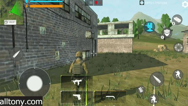 تحميل لعبة Modern War Game: New State & Battle Royale
