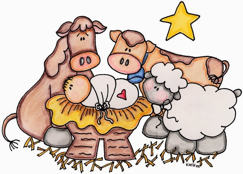 clipart nacimiento jesus - photo #16