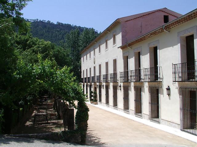 Balneario Solán de Cabras