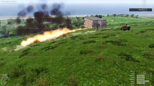 Arma 3に第二次大戦を移植したMOD