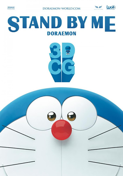 Poster Of Stand By Me Doraemon 2014 720p Hindi BRRip Dual Audio Full Movie Download