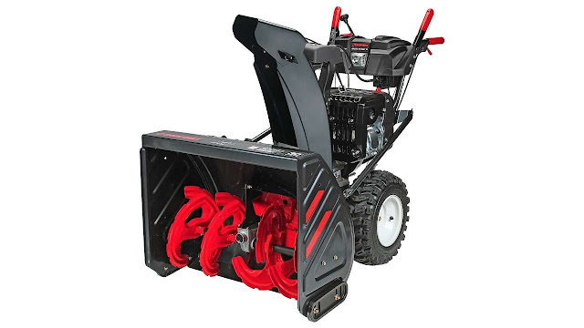Troy-Bilt Arctic Storm Two-Stage Gas Snow Thrower
