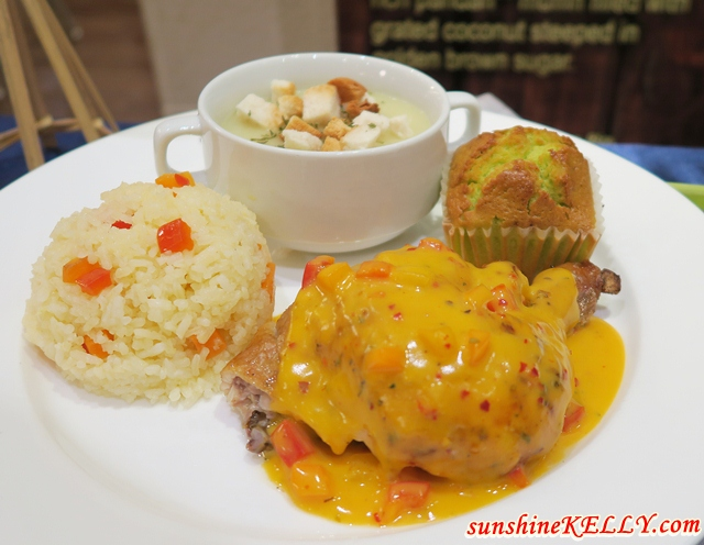 Cheesy Ceria Chicken For Ramadan & Raya