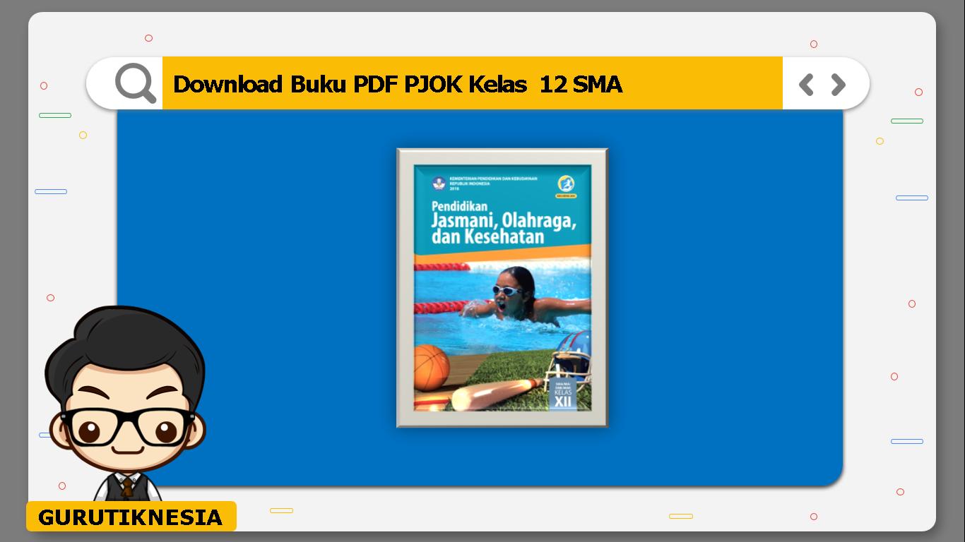download buku pdf pjok kelas 12 sma/ma