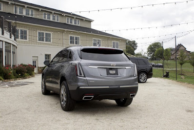 2021 Cadillac XT5 Review, Specs, Price