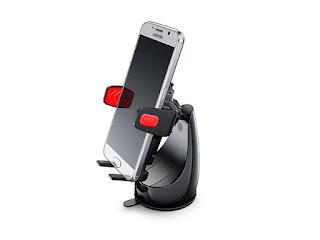 Montar Air Qi Wireless Charging Car Mount