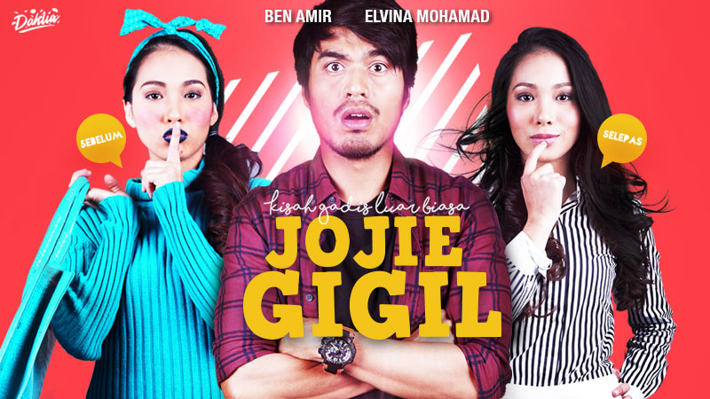 Drama Jojie Gigil (2017) Slot Dahlia TV3
