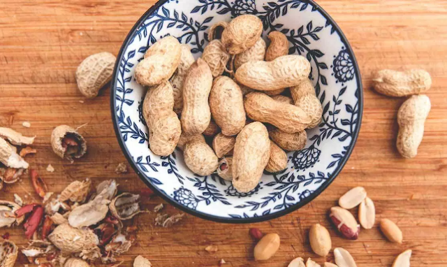 peanuts benefits for health